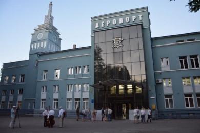Міський голова Чернівців Клічук призначив Сергія Томнюка виконуючим обов'язки директора аеропорту ім. Леоніда Каденюка