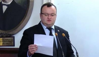 Каспрук закликав Клічука судитися із управителями, яких нав'язали жителям Чернівців