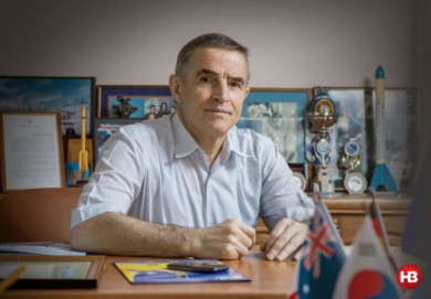 «Ми не говорили про погане». Вдова першого космонавта України, буковинця Леоніда Каденюка розповідає історію їхнього кохання