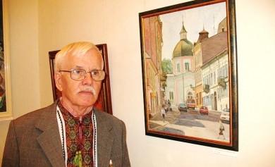 Знаменитий буковинський митець Орест Криворучко втрачає зір: потрібна допомога