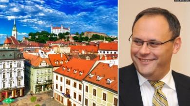 Його знали й у Чернівцях: «Схеми» показали низку майна та активів родини Каськіва у Словаччині (ВІДЕО)