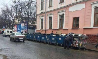 Ратуша перевірить підприємства, котрі відповідають за вивіз сміття у Чернівцях