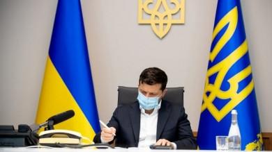 """Зеленський про санкції проти телеканалів Медведчука: """"Ухвалили, як тільки знайшли підстави"""""""