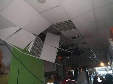 В торговому центрі «Майдан» у Чернівцях стався вибух. Обійшлося без жертв (ФОТО)