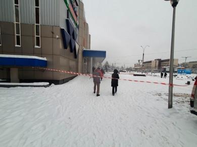 """За фактом вибуху в торговому центрі """"Майдан"""" у Чернівцях поліція розпочала кримінальне провадження"""