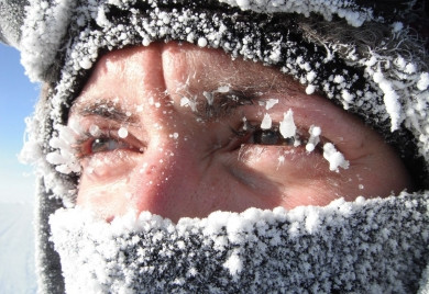 На Буковину насуваються сильні морози