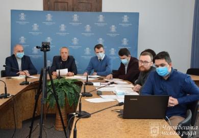 Клічук веде переговори з Банком розвитку KfW про залучення інвестицій на модернізацію чернівецького водоканалу та придбання медичного обладнання з протидії COVID-19