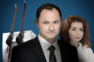 """Дружина """"слуги народу"""" засвітилися у розслідуванні щодо відмивання грошей """"Олімпійської надії"""" Януковича"""