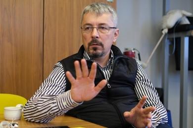 Ткаченко анонсував створення центру боротьби з пропагандою Росії