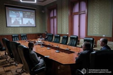 Влада вирішує, чи можливо приєднати Мамалигівську ОТГ до Чернівецького району