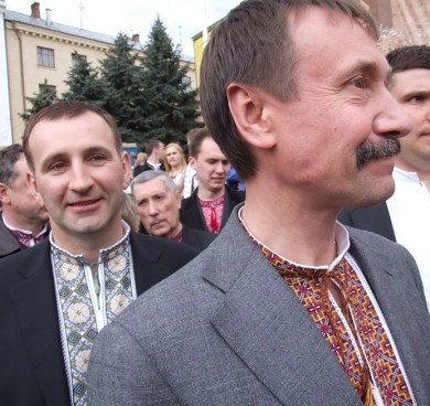 Екс-губернатор Буковини Папієв проголосував проти визнання Революції Гідності ключовою подією в історії України