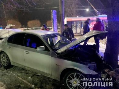 Упродовж вихідних на Буковині поліцейські задокументували три автопригоди з потерпілими