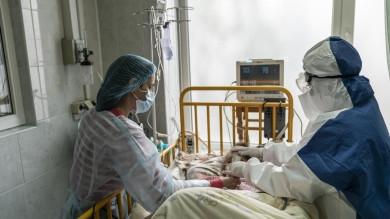 Захворюваність продовжує зростати: на Буковині за добу виявили 524 нових випадки COVID-19
