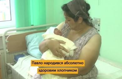 42-річна українка на Хмельниччині народила 18 дитину