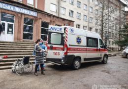 Вибух в лікарні в Чернівцях: одна людина загинула