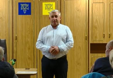 У Чернівцях від коронавірусу помер директор водоканалу Борис Максимюк