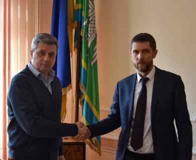 Голова облради Бойко призначив Іллю Тащука в.о. гендиректора ОКНП «Чернівецька обласна дитяча клінічна лікарня»