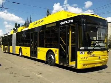 """Зради немає. Чернівців скоро отримають 20 нових """"тролейбусів-гармошок"""", - заступник мера Маховіков"""