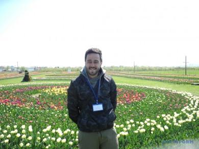 Чи побачимо цьогоріч тюльпанове поле в Мамаївцях? Кореспондентка БукІнфо дізналася ексклюзивні подробиці