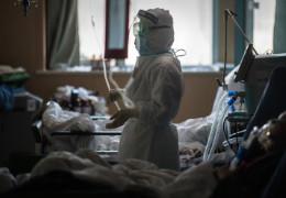«Йде природний відбір»: лікар розповів про страхітливу ситуацію в ковід-лікарні Чернівців