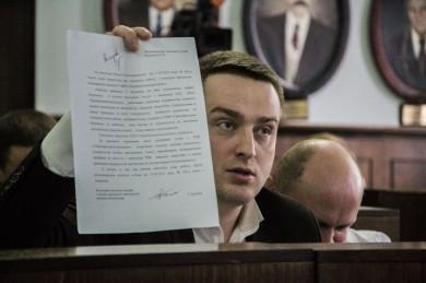 """Бешлей вирішив судитися з Клічуком за втрачену """"хлібну"""" посаду"""