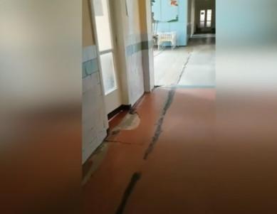Пацієнти на відео показали жахливі умови в інфекційному відділенні Вижницької райлікарні