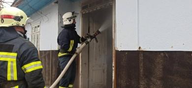 У пожежі на Сокирянщині загинула жінка