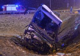 У Польщі в аварії з автобусом загинув 51-річний водій з Чернівецької області