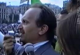 Пам'яті В'ячеслава Чорновола... 25 березня 1999 року видатний політик загинув в автокатастрофі за нез'ясованих обставин