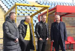 """Клічук вмовив кількох чернівецьких підприємців фінансово підтримувати футбольний клуб """"Буковина"""""""
