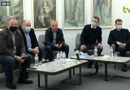 Мер Чернівців Клічук звітує за 100 днів на посаді