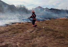На Буковині за вихідні сталася 21 пожежа