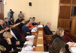 Сесія Чернівецької обласної ради