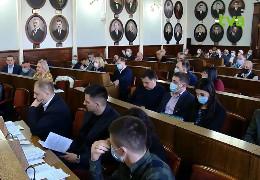 У Ратуші відбулась сесія міської Ради
