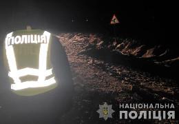 Поліцейські Буковини повідомили про підозру чернівчанину, який збив жінку, втік з місця ДТП, а машину спалив