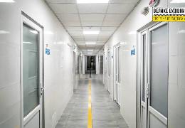 Влада каже буде, як в Європі: в обласній лікарні завершили реконструкцію приймального відділення