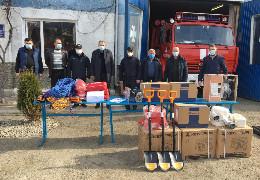 На Вижниччині три місцеві громади отримали обладнання зі Швейцарії, щоб протидіяти паводкам у гірській місцевості