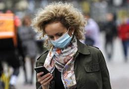 Коронавірусний рекорд. В Україні за добу підтвердили понад 20 тисяч випадків COVID-19
