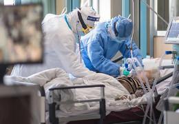 Смертність від коронавірусу в Україні значно вища, ніж у Європі та США