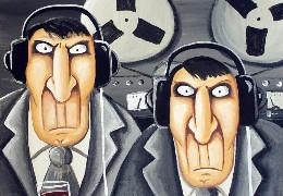 """На Буковині судитимуть ексначальника відділу поліції, який встановив """"прослушку"""" у кабінеті підлеглої"""