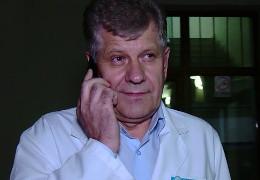 На хабарі 12 тисяч доларів США затримали головного лікаря обласного перинатального центру Дмитра Манчуленка