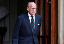 Помер чоловік королеви Великої Британії Єлизавети II принц Філіп. За два місяці до свого сторіччя