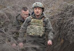 """Зеленський публічно запропонував Путіну зустрітися на Донбасі, """"де триває війна"""""""