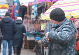 Від початку року через локдаун Калинівський ринок у Чернівцях недоотримав понад 17 мільйонів гривень прибутку
