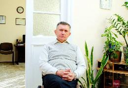Чернівецький психотерапевт Станіслав Кшановський: «Людина не може пережити тільки свою смерть. На все інше вона має силу»