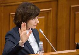 У Молдові президентка Санду скликала Радбез через загрозу повалення конституційного ладу
