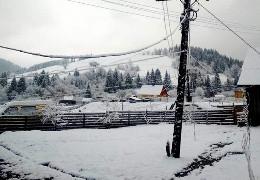 Йдемо до Пасхи: Путильщину засипає снігом