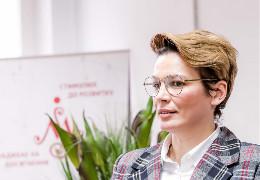 Осачук призначив відому телеведучу Любов Добровольську керівником управління культури Чернівецької ОДА