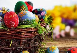 """Мережа магазинів """"Тайстра Груп"""" вітає буковинців зі світлим святом Великодня"""