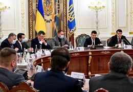"""РНБО готує нові санкції проти """"скрутників"""", """"обнальників"""" і лідерів злочинності, – ЗМІ"""